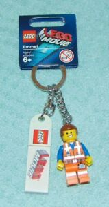 LEGO KEYCHAIN The Lego Movie ages 6+ Emmet