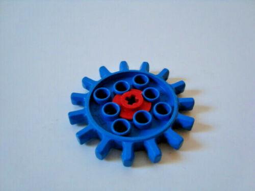 Rarität+ Lego Technic Zahnrad blau von 1970