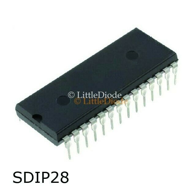 TC9163N circuit intégré CMOS-Case: SDIP 28 MARQUE: Toshiba