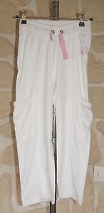 Pantalon-blanc-neuf-taille-5-6-ans-marque-Piazza-Italia