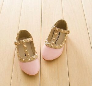 Gorgeous Baby Girl Casual/Dress Shoes - Pink, Many Sizes