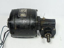 Bodine Electric 115hp 2400rpm 44lbs In 601 Ratio Used