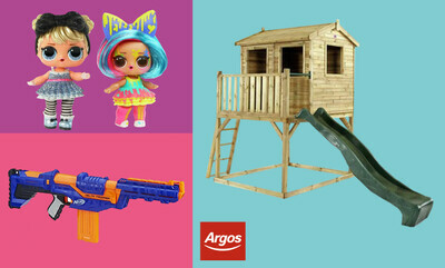 Save up to 1/3 on 100's of selected Toys