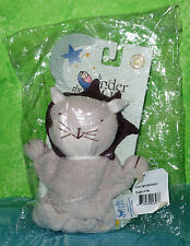 Under the Nile PLUSH LION TOY Organic Egyptian Cotton Fair Trade NEW Baby Doll