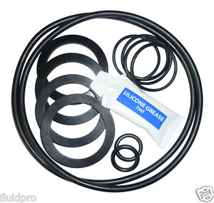 O Ring Seal Kit 2 Set For Bestway Flowclear 1500 Paper