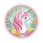 MAGICAL-UNICORN-Birthday-Party-Range-Tableware-Balloons-Supplies-Decorations miniatuur 4