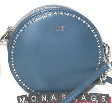 be864a17e219 item 4 Michael Kors Luxe Teal Leather Med Canteen Silver Studded Crossbody  Bag NWT $188 -Michael Kors Luxe Teal Leather Med Canteen Silver Studded  Crossbody ...