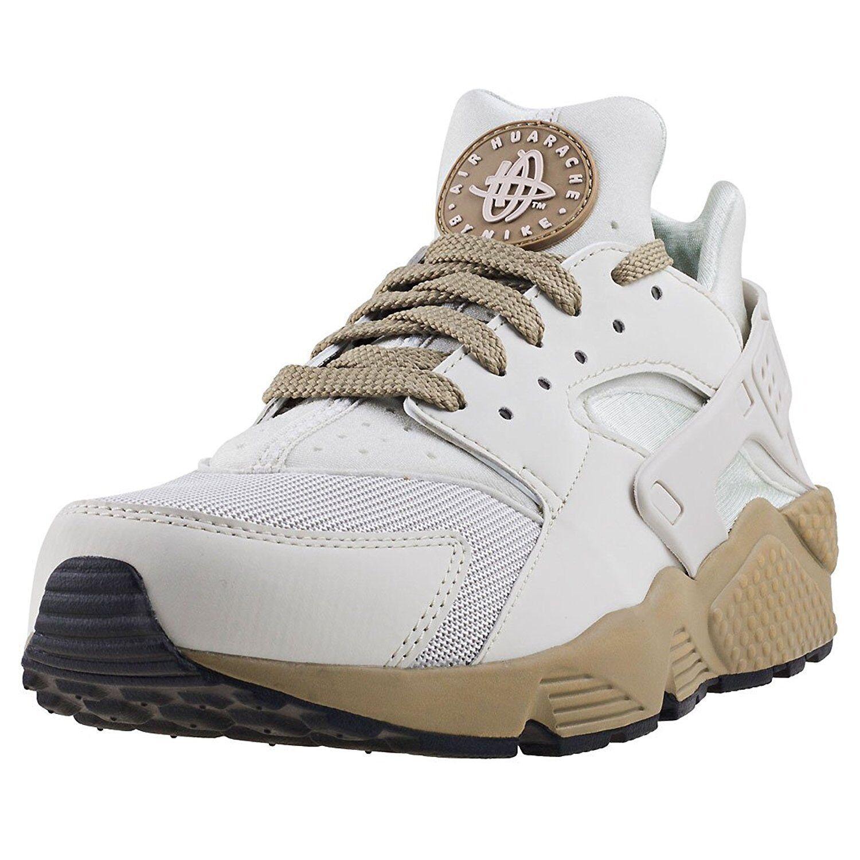Nike Uomo aria huarache scarpe luce ossa / luce ossa 318429-050 luce ossa / luce ossa