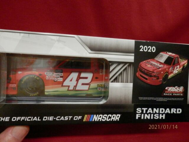 ROSS CHASTAIN 2020 #42 CIRCLE TRACK PARTS/WATERMELON ASS.    1/24 IN STOCK