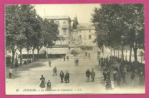 CPA-84- AVIGNON - Le Monument du Centenaire oQiMySar-09154711-641278911