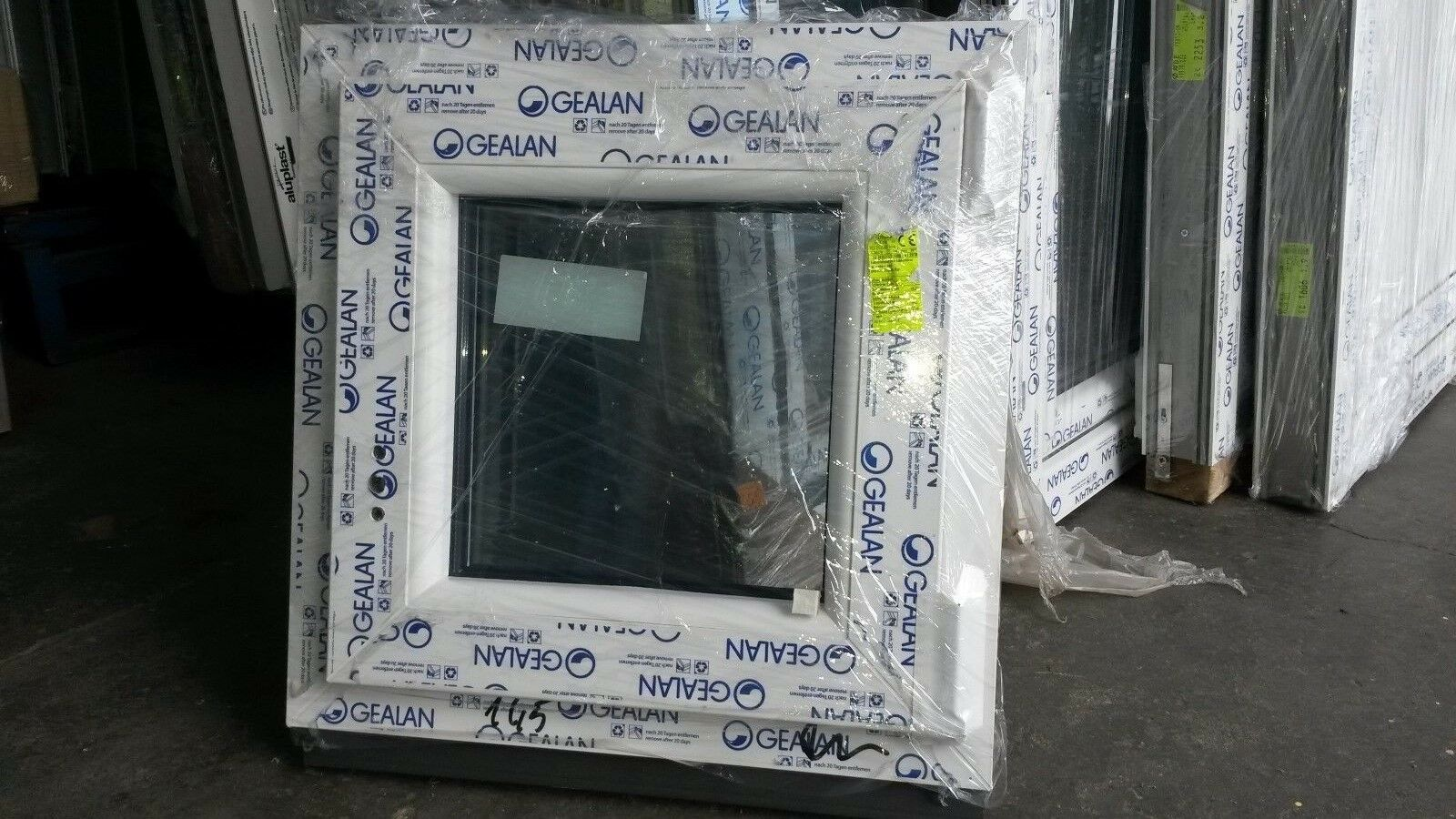 Kunststofffenster Beste in Deutschland Polnische Fenster 2-Fach  Gealan 8000