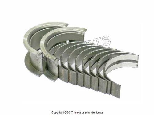 For Volvo 240 244 245 740 760 780 Main Bearing Set Standard OEM GLYCO 270906