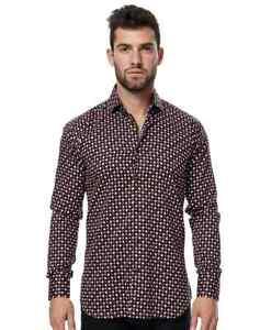 uitgedost zwarte 3xl Maceoo shirt jurk maat dPpw4p