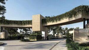 Venta terreno residencial con amenidades en Privada Plenum Residencial en Cholul al norte de Mérida