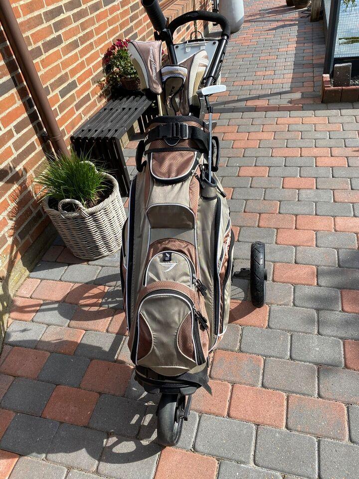 Dame golfsæt, Tommy Armour