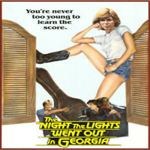 The-Night-The-Lights-Went-Out-In-Georgia-1981-DVD-Video-Kristy-McNichol