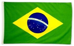 FAHNE-FLAGGE-BRASILIEN-BRASILIA-150x90cm-WM-RUSSLAND-Weltmeister-2018-NEU-OVP
