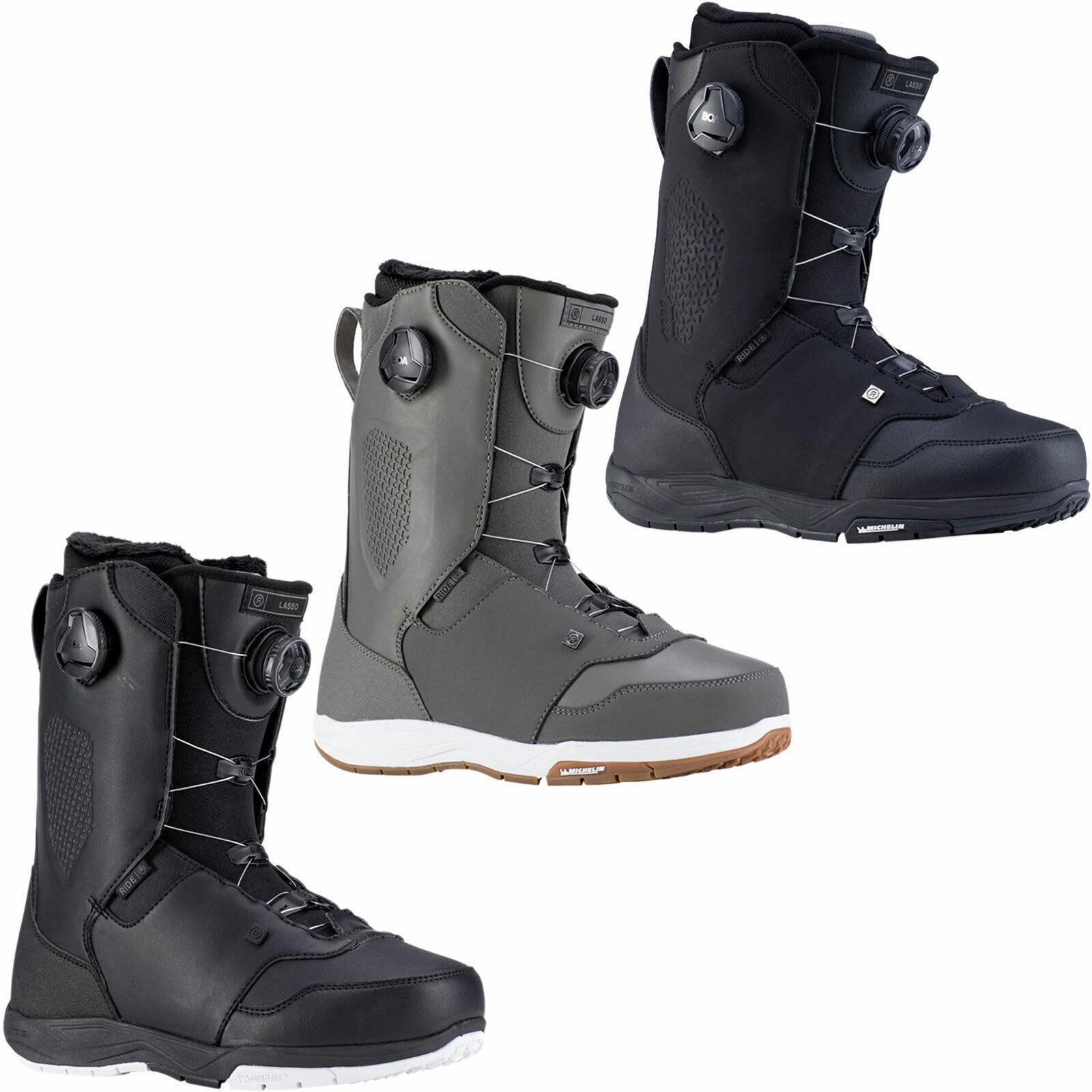 Ride Lasso BOA Herren SnowboardStiefel Snowboard Stiefel Schuhe 2019-2020 NEU
