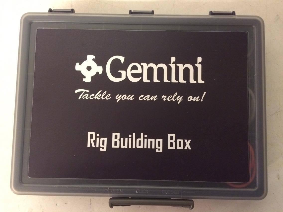 Gemini Genie Rig Costruzione Portaesche Inoltre in Omaggio Pezzi di Cox e Rawle