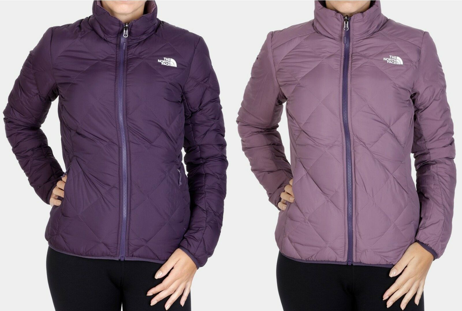 THE NORTH FACE PEAKFRONTIER REVERSIBLE - 700 DOWN insulated damen COAT - M