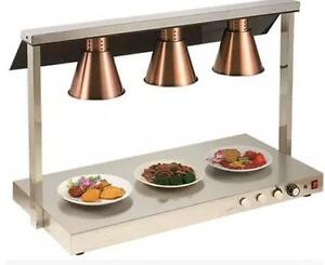 Image Is Loading 3 Head Food Warmer Lamp Buffet Heating Lamps