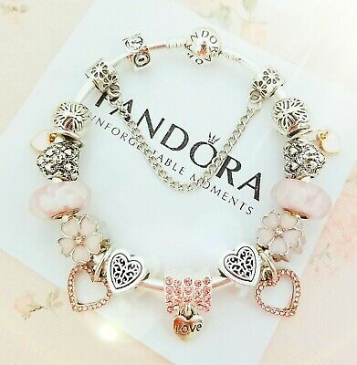 bracelet a charms pandora