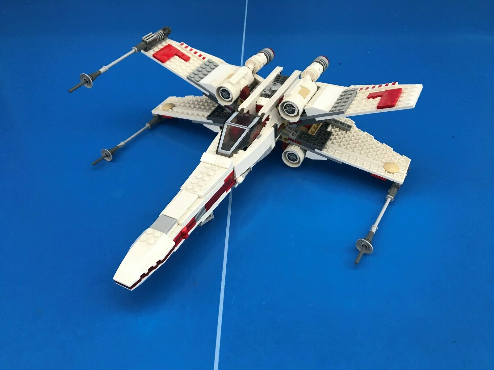 LEGO estrella guerras 9493  - VAISSEAU X-WING estrellaFIGHTER BE sans figurine notice boite  fornire un prodotto di qualità