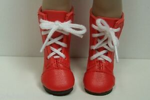 "LT PINK Cowboy Boots Doll Shoes Fit 10/"" Ann Estelle Sophie Patsy Debs"