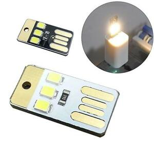 Portable-Double-Sided-Pluggable-USB-LED-Card-Night-White-Light-Power-Lamp-GR