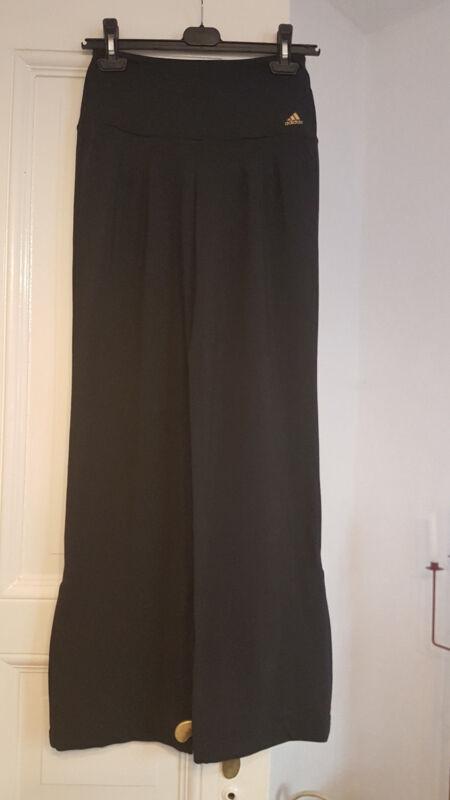 Schwarze Spothose Von Adidas, Gr. 32 Von Der Konsumierenden öFfentlichkeit Hoch Gelobt Und GeschäTzt Zu Werden