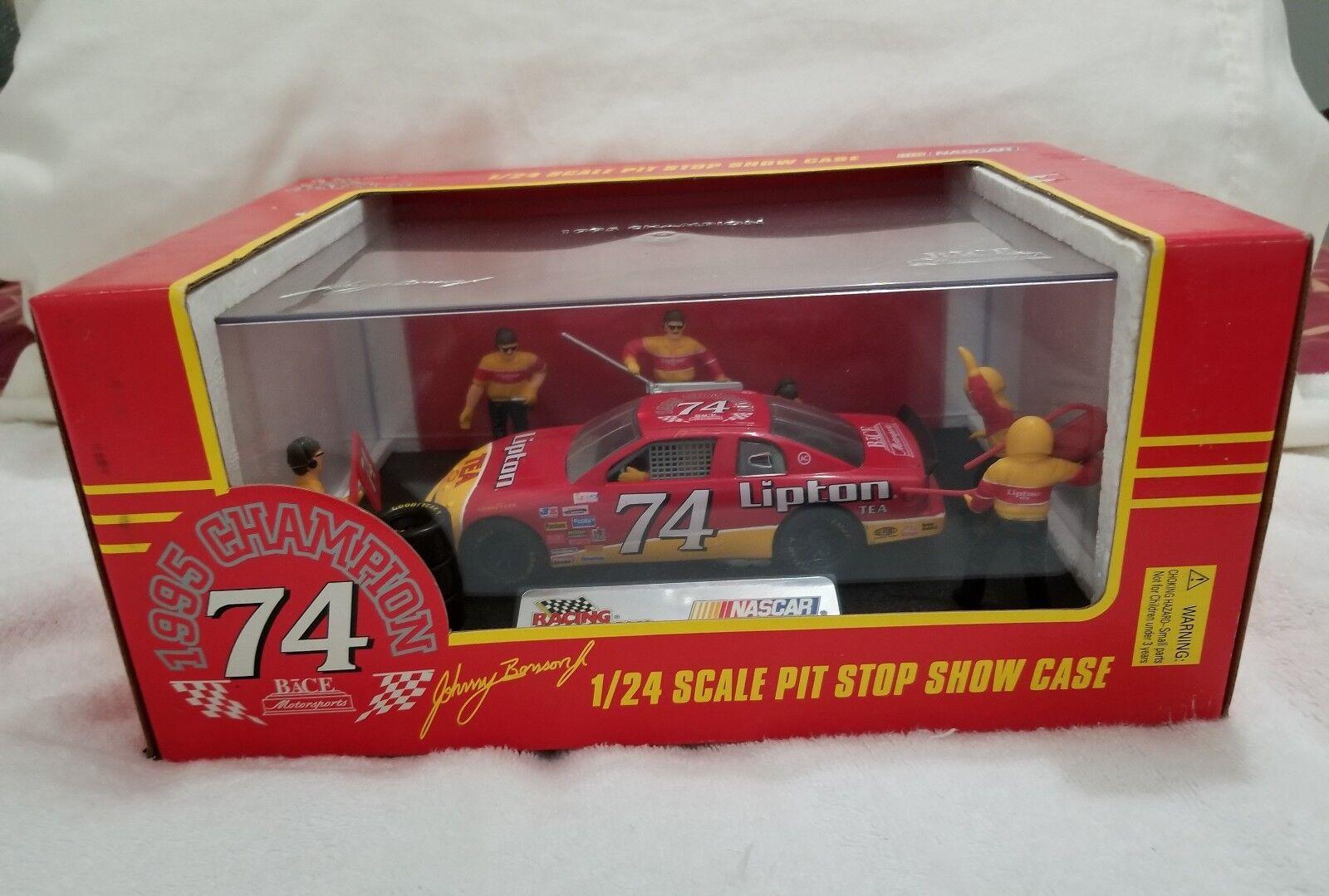 Racing Champions Johnny Benson Jr 1995 Champion Monte Carlo 1 24 Scale