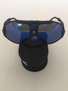 fdec04390c New Vintage Matte Black Carrera Folding Sunglasses Mod. 5586 col. 95 ...