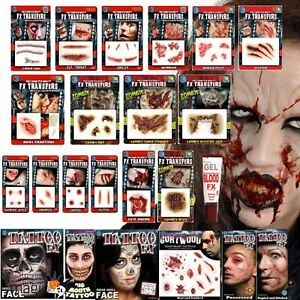 be1e4ace3 Adult Tinsley Halloween Special Effects FX Make Up Body Art Burns ...