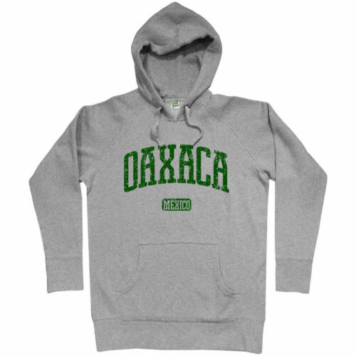 Oaxaca Mexico Hoodie Men S-3XL Mexican City Alebrijes Ascenso MX Futbol Raza