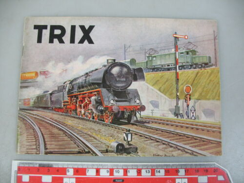 AN9560,5# TrixExpress H000 Catalogue Issue 195152 incl. Price list