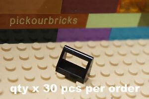 Flat Tile 1x2 Handle New New 6 x lego 2432 Plate Handle Grey, Grey