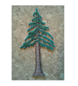 Pine Tree Nature patch Earth day nature lover patch