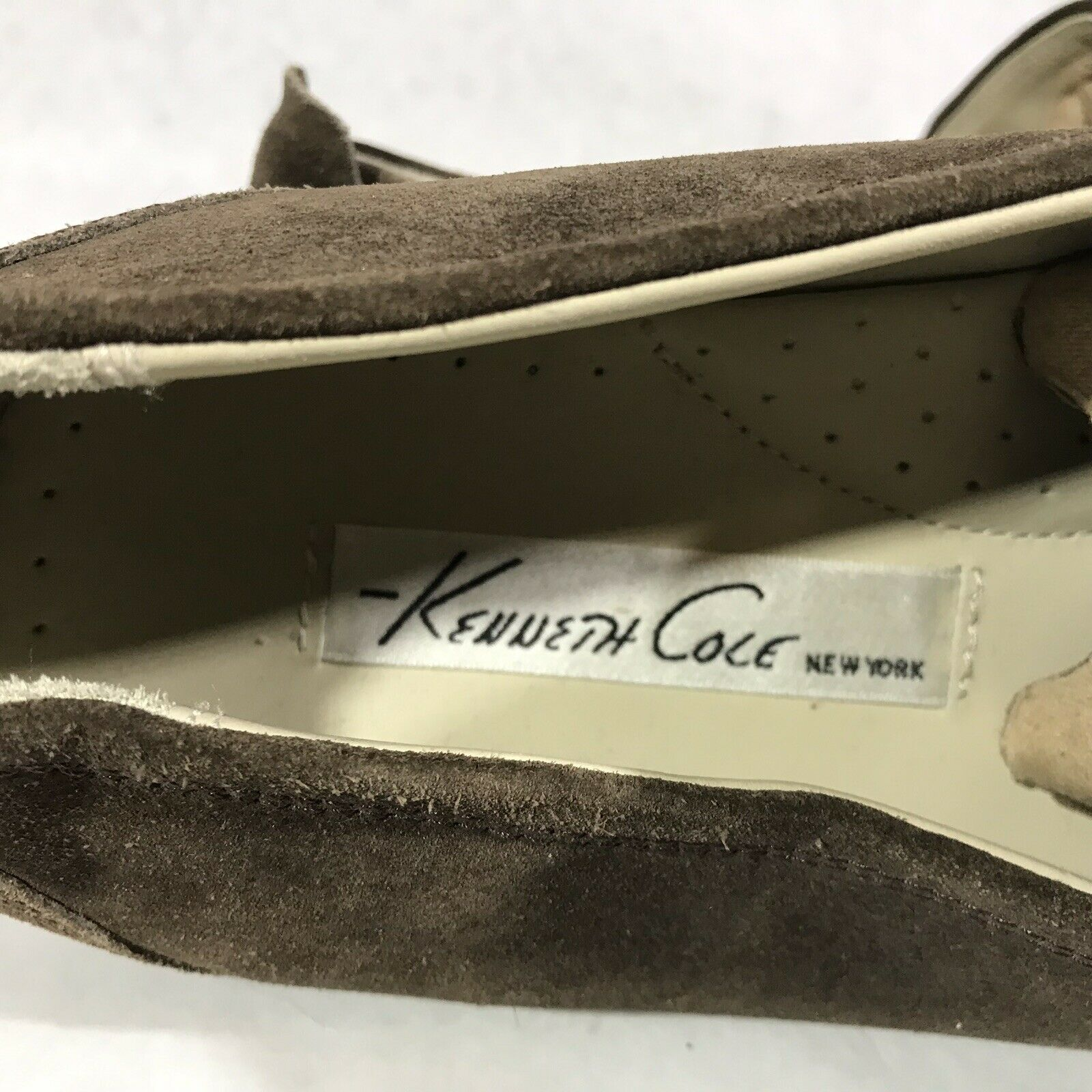 Kenneth Cole Turbo Jet 9.5 Leather Loafers - image 4
