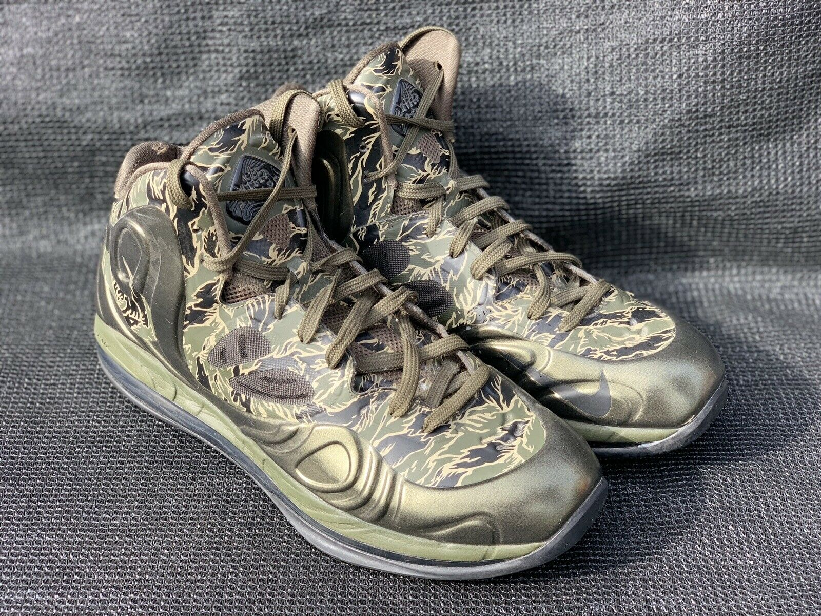 on sale ab255 c34d2 Nike Air Max Hyperposite Tiger Camo shoes RARE Men s 11 11 11 US 524862-300  7208f6