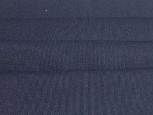 Mezcla de lana Dobby Crepe satisfaciendo-Gris oscuro-satisfaciendo Tela Libre P/&P Reino Unido solamente