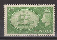 Great Britain nr 251 used GEORGE VI 1951 VEILING oude postzegels ENGELAND UK