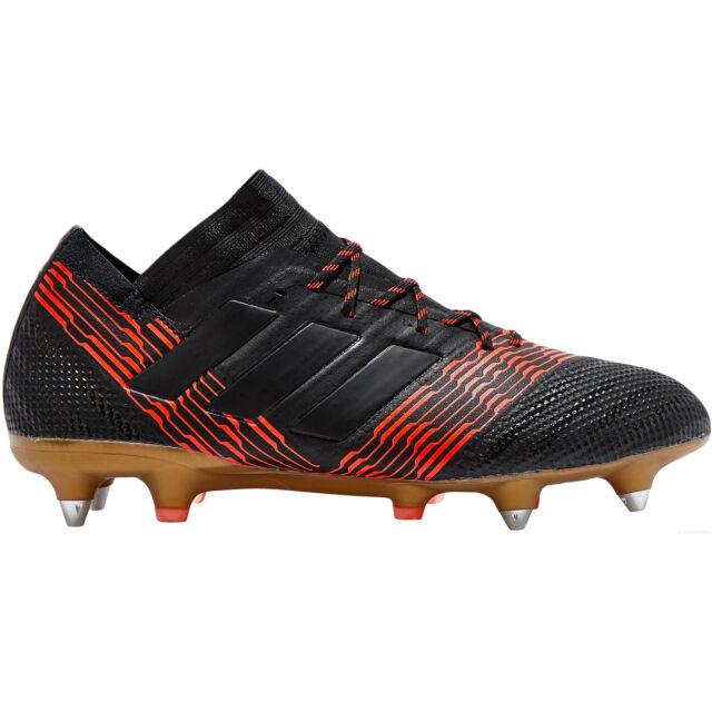 f52873137a51 adidas Nemeziz 17.1 SG Football BOOTS Mens Gents Soft Ground Laces ...