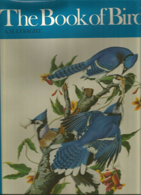 Five Centuries of Bird Illustration by Lysaght Hardback The A.M Book of Birds