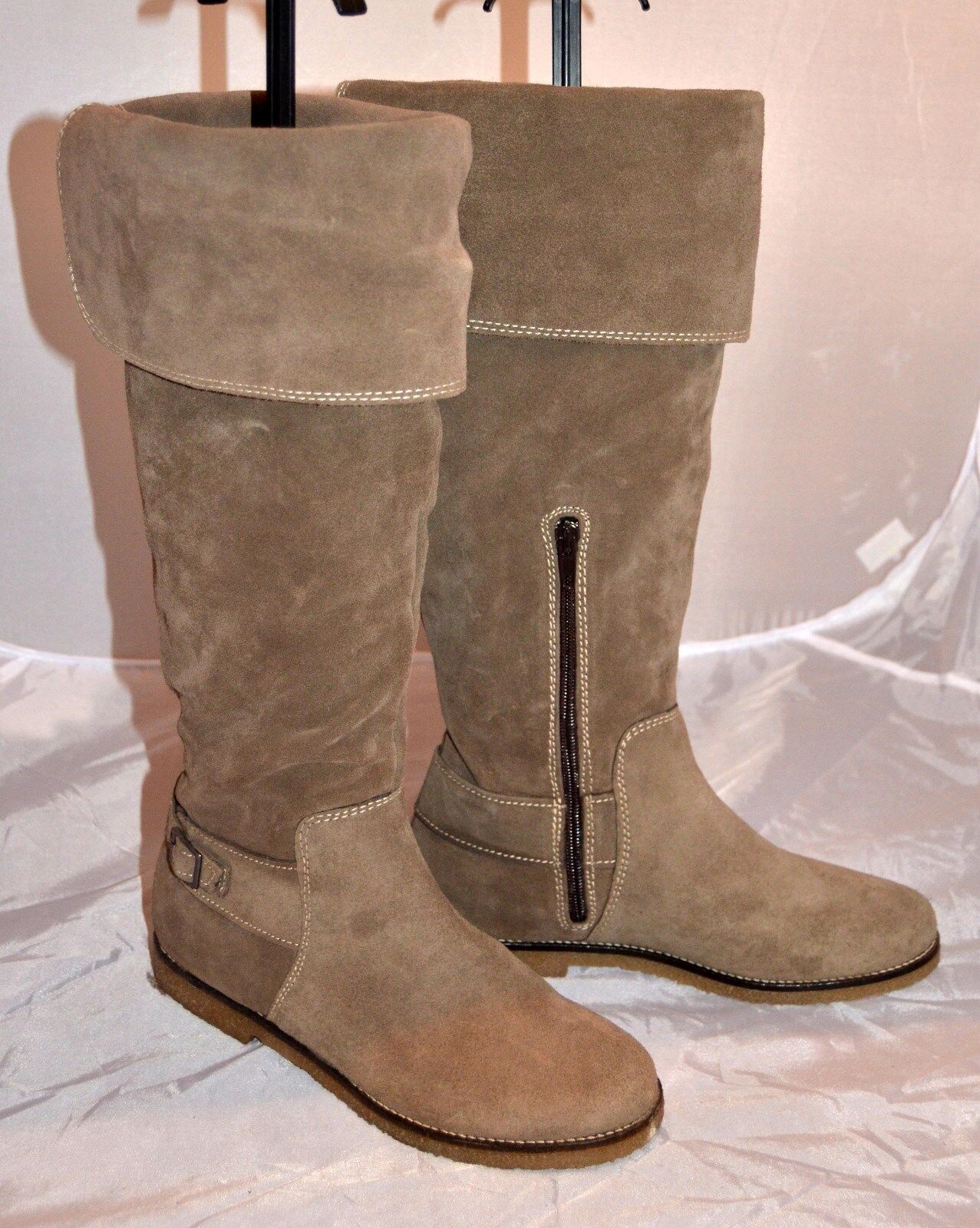 FIRETTI Stivali sopra il 110, ginocchio look 110, il MIS. 38 100% pelle 110   e53362