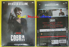 DVD film COBRA Il grande cinema azione Sylvester Stallone 16 SIGILLATO no (D5)
