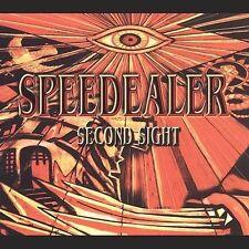 SPEEDEALER Second Sight CD 2002 Palm Records DIGIPAK Jason Newsted Metallica
