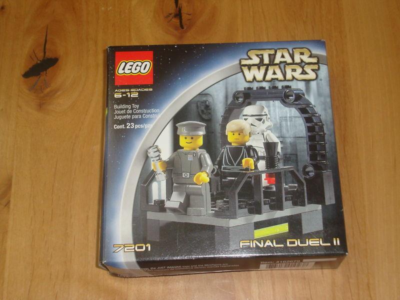 Star Wars Wars Wars Lego 7102 Final duel II f8363a