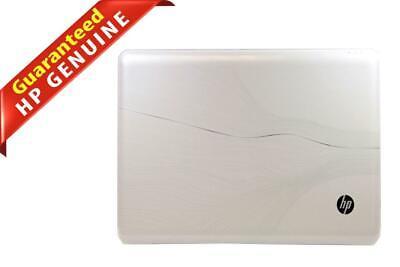 NEW HP Pavilion DV3 2157CL Laptop White LCD Back Cover 531796-001 PLASTIC