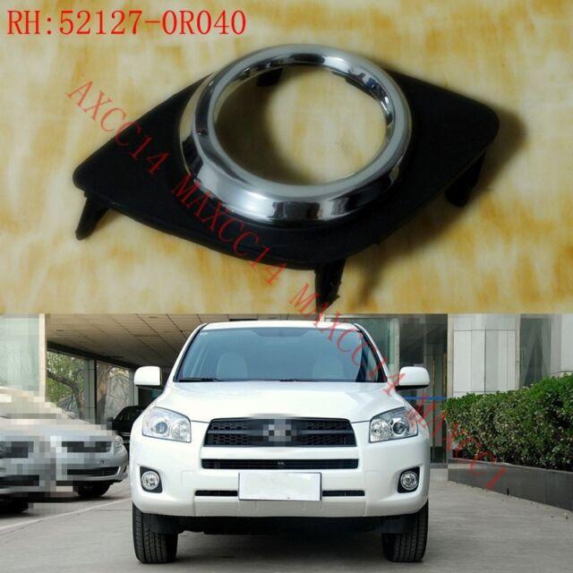 1PCS Right SIDE Bumper fog lamp light case For Toyota RAV4 2009-2012