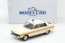 MODEL CAR GROUP - 18045 ROVER 3500 V8 1974 POLICE LIVERY 1:18 SCALE